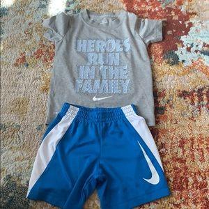 Nike Dri-Fit matching set